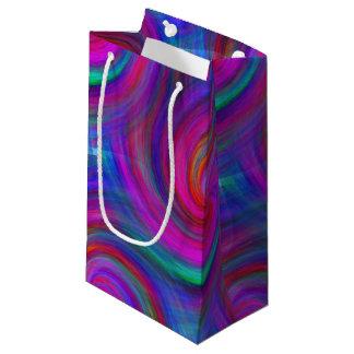 Bolsa De Regalo Pequeña Bolso ideal del regalo del molinillo de viento