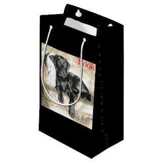 Bolsa De Regalo Pequeña Bolso Labradors del regalo
