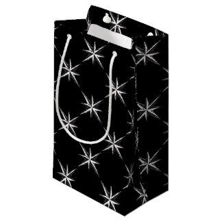 Bolsa De Regalo Pequeña Bolso septentrional del regalo de la estrella