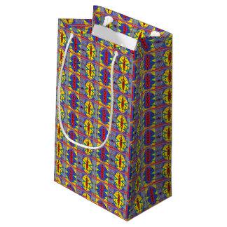 Bolsa De Regalo Pequeña bolso tribal del regalo del modelo