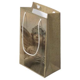Bolsa De Regalo Pequeña Bolsos del regalo del ángel del vintage