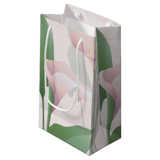 Bolsa De Regalo Pequeña Cala SGB floral