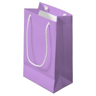 Bolsa De Regalo Pequeña Color de la lavanda