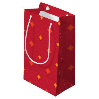 Bolsa De Regalo Pequeña Cree su propio navidad modelado día de fiesta