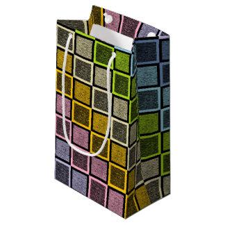 Bolsa De Regalo Pequeña El arco iris en colores pastel estático ajusta