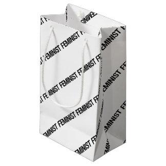 Bolsa De Regalo Pequeña Envoltorio para regalos feminista
