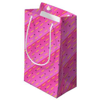 Bolsa De Regalo Pequeña envoltorio para regalos húmedo del lema