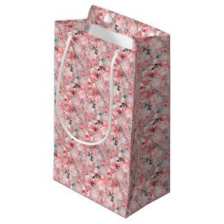Bolsa De Regalo Pequeña flowers2bflowers y #flowers del modelo de los