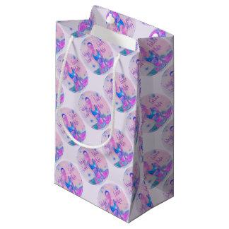 Bolsa De Regalo Pequeña Inhale la serie del envoltorio para regalos del