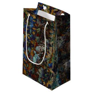 Bolsa De Regalo Pequeña La bella arte deja el bolso del regalo
