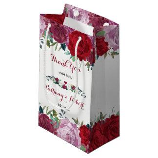 Bolsa De Regalo Pequeña La colección floral romántica del boda