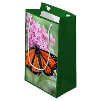 Bolsa De Regalo Pequeña Mariposa de monarca