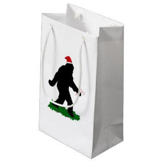 Bolsa De Regalo Pequeña Navidad Squatchin