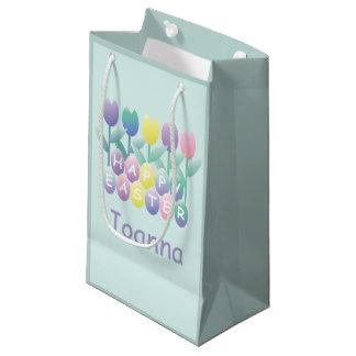 Bolsa De Regalo Pequeña Personalizado feliz SGB de los huevos de Pascua de