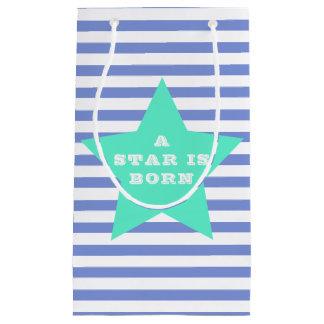 Bolsa De Regalo Pequeña Una estrella es estrella nacida del trullo del   y