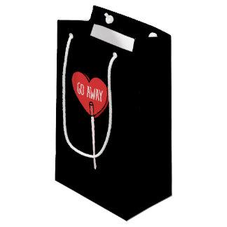 Bolsa De Regalo Pequeña va el día de San Valentín anti ausente