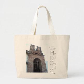 Bolsa, Iglesia Antigua Sta Ma Del Oro Bolsa Tela Grande