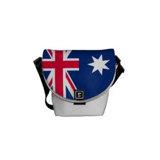 Bolsa Messenger Bandera nacional de Australia