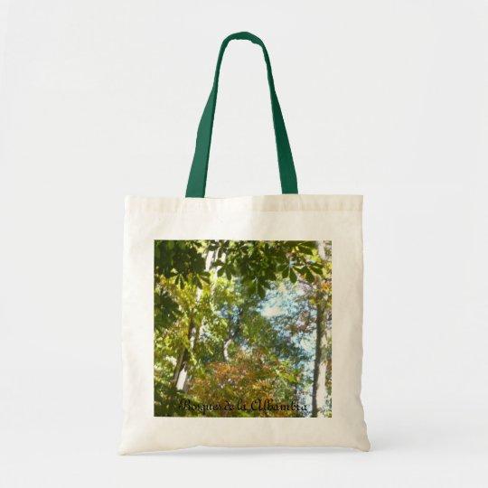 bolsa paisajes bosques de la Alhambra