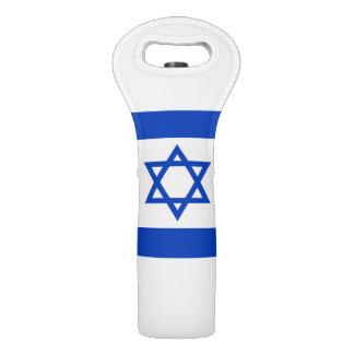 Bolsa Para Vino Bandera de Israel