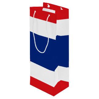 Bolsa Para Vino Bandera de Tailandia