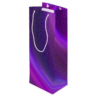 Bolsa Para Vino Tormenta púrpura de la noche