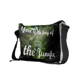 Bolsas De Mensajeria Rey de la selva