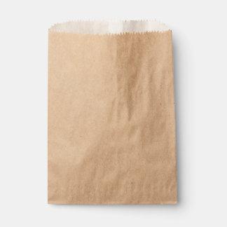 Bolsas de papel de Kraft