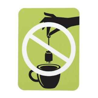 Bolsita de té imán