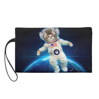 Bolsito De Fiesta Astronauta del gato - gato del espacio - amante