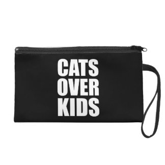 Bolsito De Fiesta Gatos sobre cita divertida de los niños