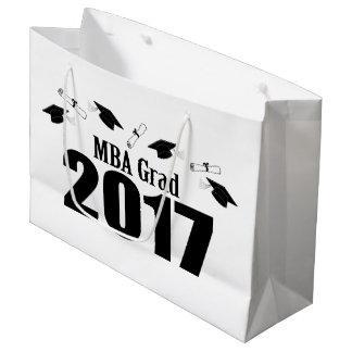 Bolso 2017 del regalo de la graduación del bolsa de regalo grande