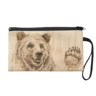 Bolso amistoso del oso