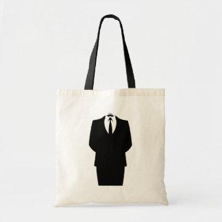 Bolso anónimo - somos anónimos - Totebag