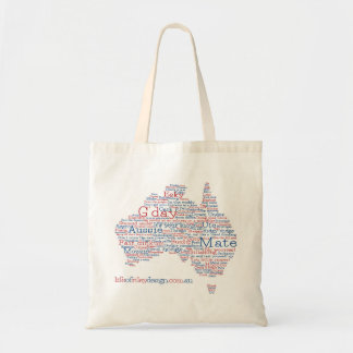 Bolso australiano del argot de la edición especial