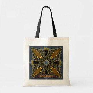 Bolso conocido de encargo del arte geométrico del  bolsas de mano