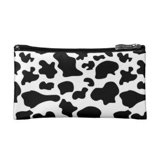 Bolso cosmético del modelo de la vaca (pequeño)