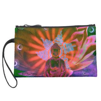 Bolso cosmético Lotus Buda Sun cósmico