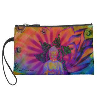 Bolso cosmético Lotus Buda Sun cósmico 2