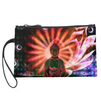 Bolso cosmético Lotus Buda Sun cósmico Buda