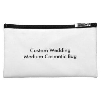 Bolso cosmético medio del boda de encargo