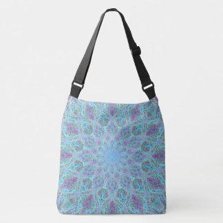 Bolso Cruzado arabesque coloreado Boho-romántico del ornamento