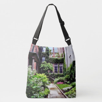 Bolso Cruzado Boston mA - Jardín ocultado