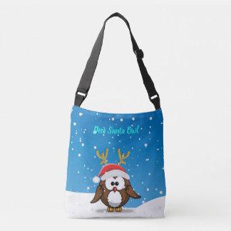 Bolso Cruzado Búho de Santa de los ciervos