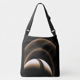 Bolso Cruzado El espacio empaqueta Saturn