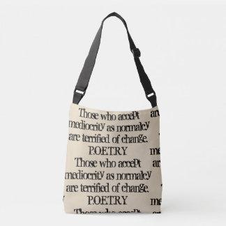 Bolso Cruzado Escriba su poesía…