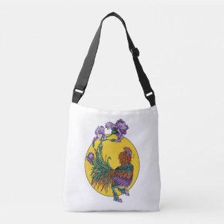 Bolso Cruzado Gallo del iris