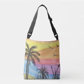 Bolso Cruzado Inspiración de la playa