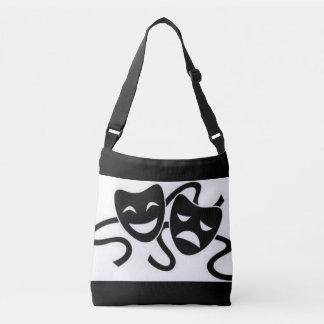 Bolso Cruzado Máscaras del drama