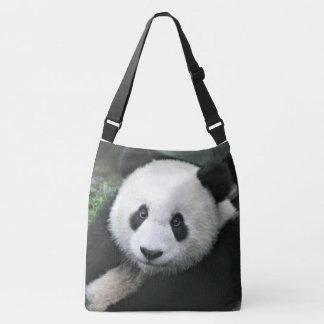 Bolso Cruzado Oso de panda